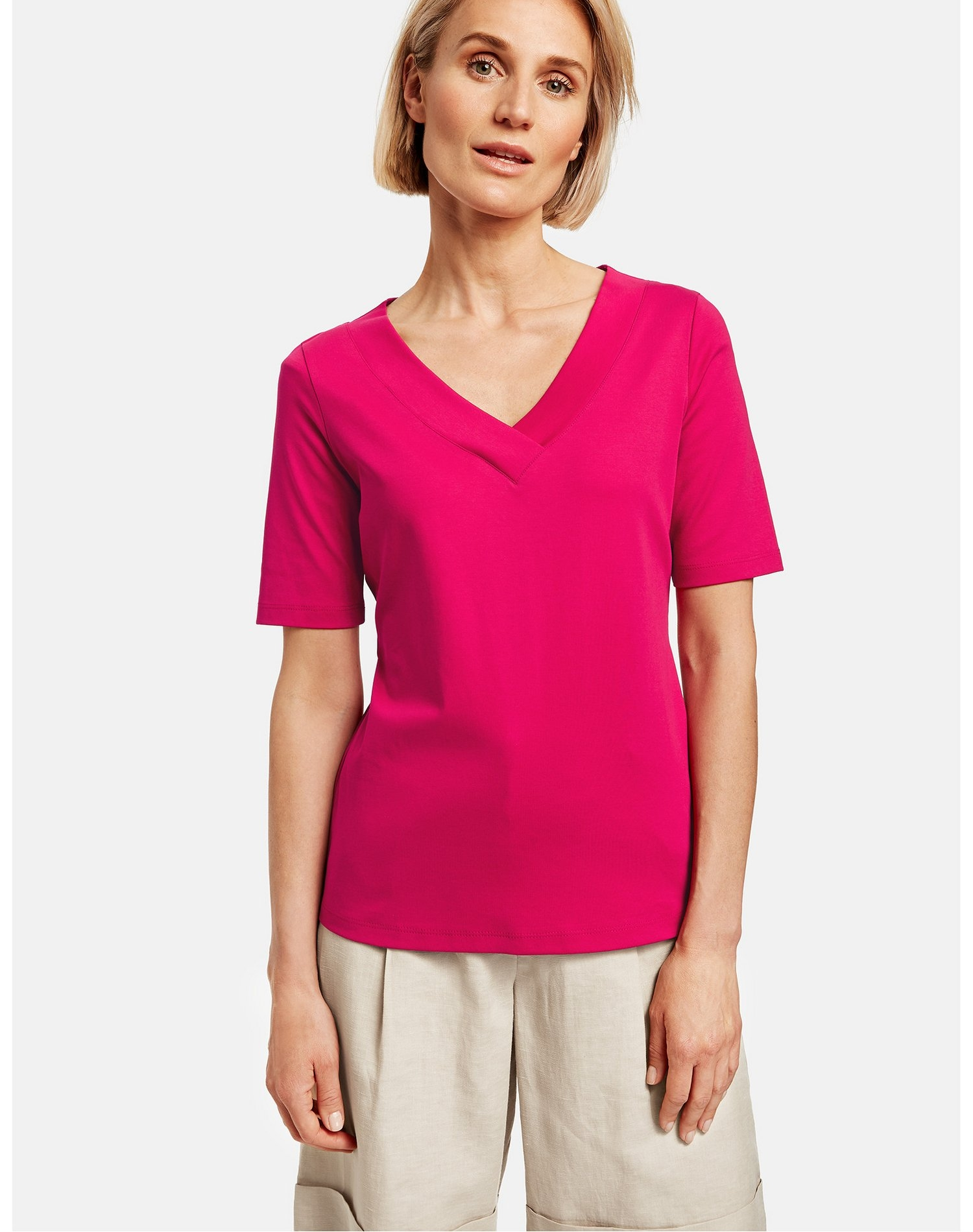 Gerry Weber T-shirt met korte mouwen bij OTTO online kopen