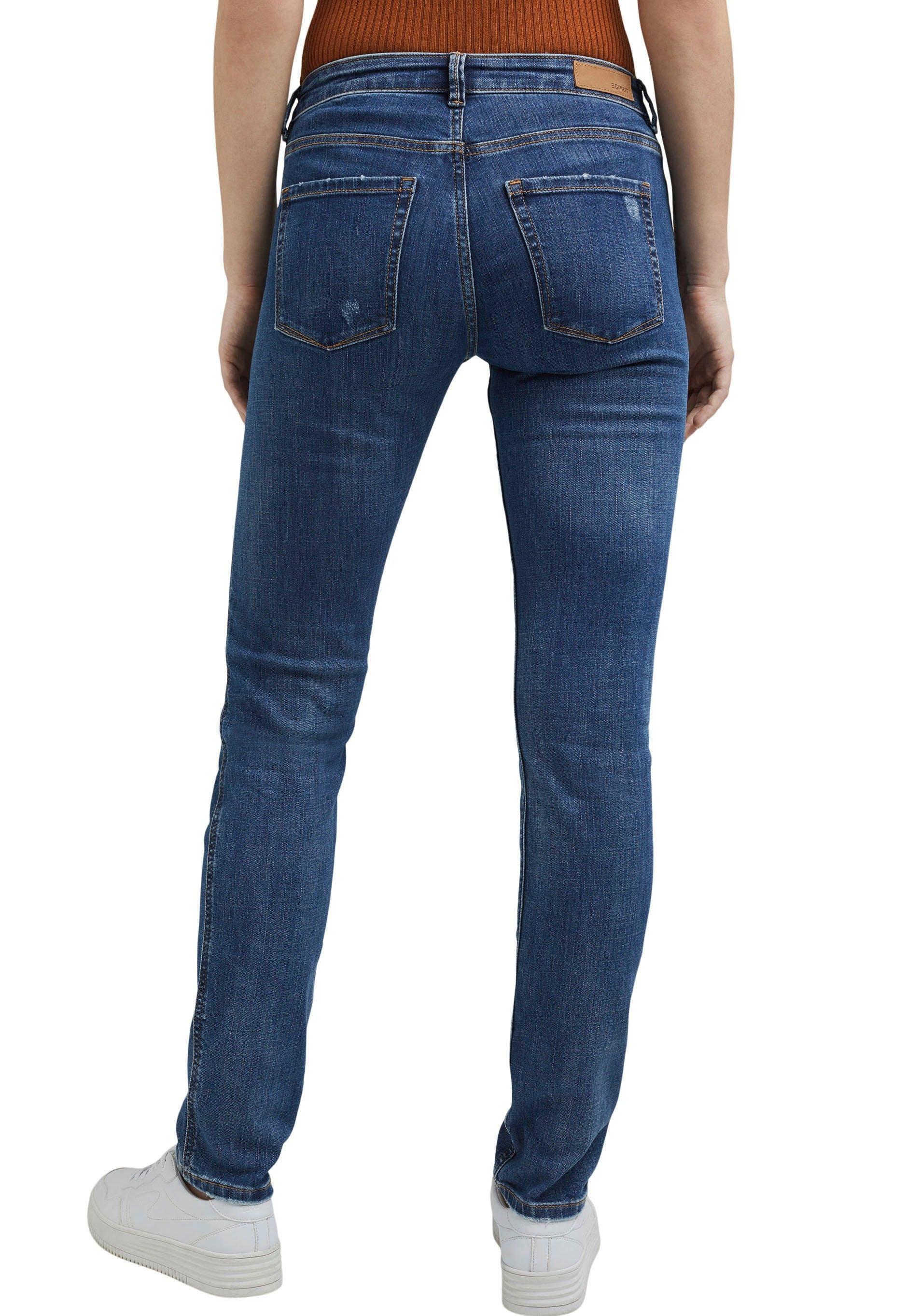 Esprit slim fit jeans - gratis ruilen op otto.nl