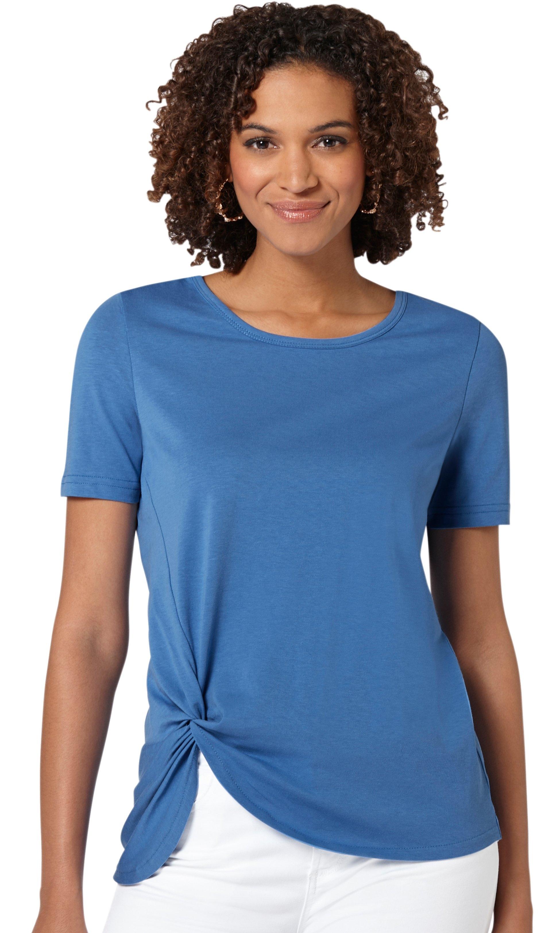 Casual Looks shirt met korte mouwen voordelig en veilig online kopen