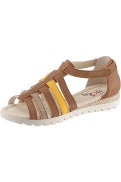 rd-soft sandaaltjes geel