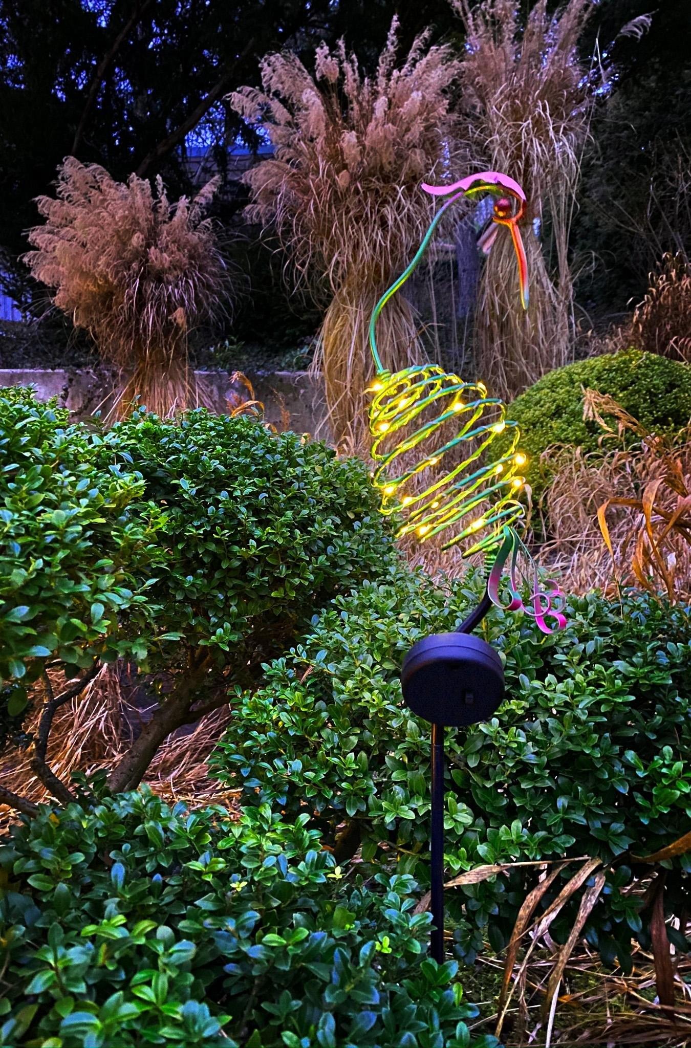 Näve led-tuinlamp »Deko-Solar-Erdspieß