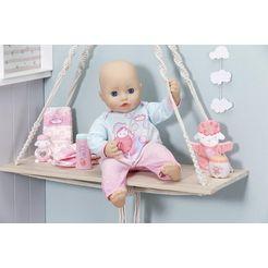 baby annabell »care« poppenkleding roze