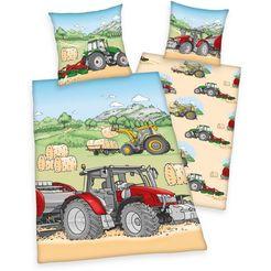herding young collection kinderovertrekset »traktor« multicolor