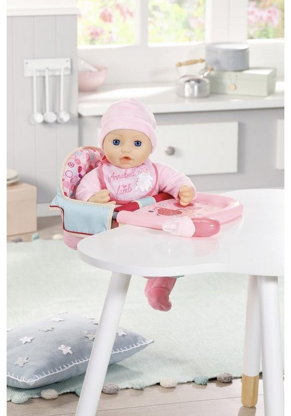 Baby Annabell »Lunch Time« poppen tafelzitje online bij | OTTO