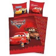 walt disney kinderovertrekset »disney´s cars«, walt disney rood