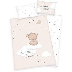 baby best baby-overtrekset »little dreamer«, baby best beige