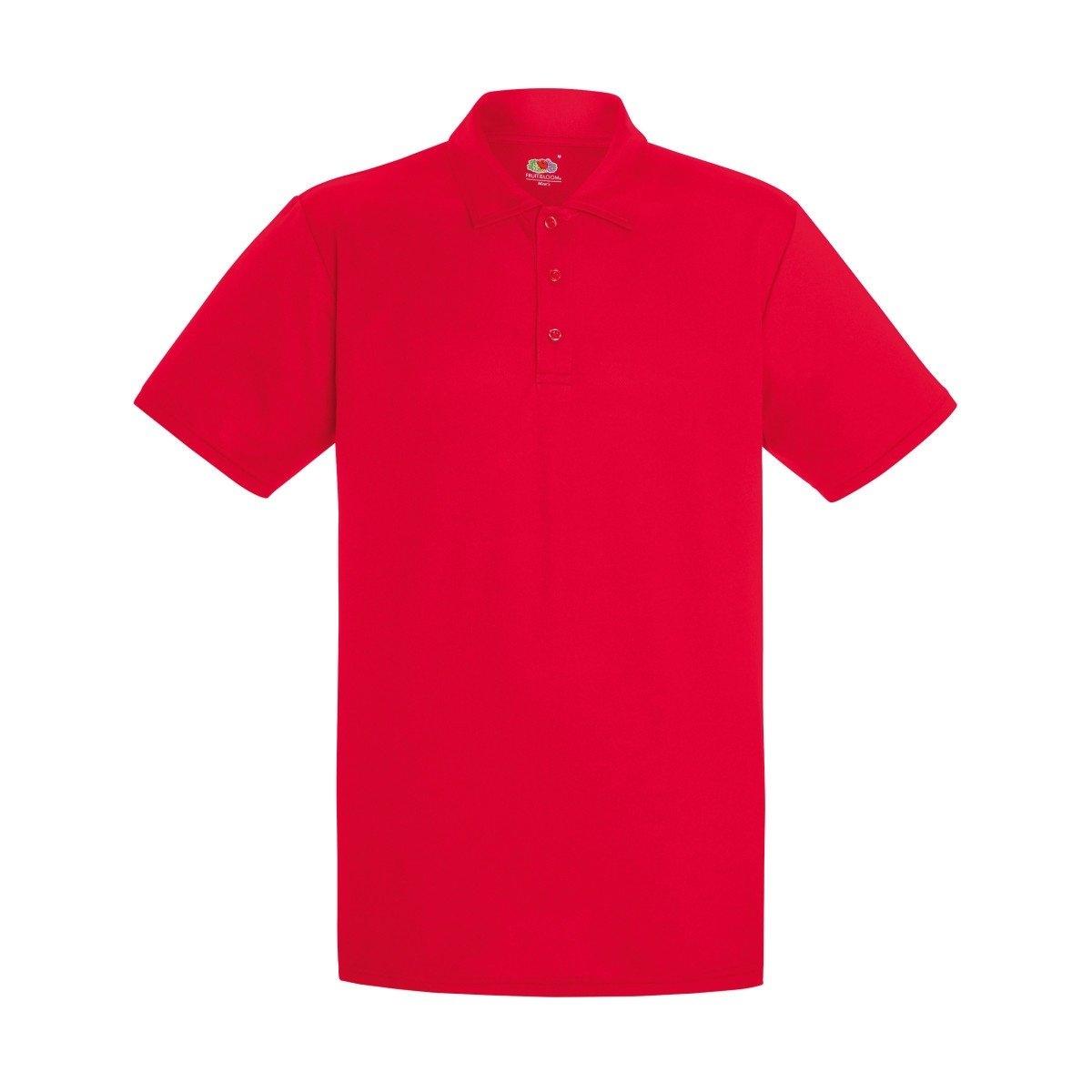 Op zoek naar een Fruit Of The Loom poloshirt »Herren Polo-Hemd, kurzärmlig«? Koop online bij OTTO
