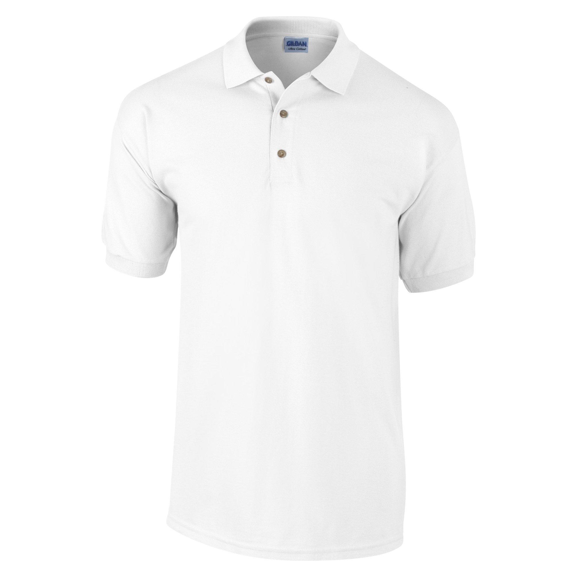 GILDAN poloshirt »Ultra Herren Piqué Polo-Shirt, Kurzarm« nu online bestellen
