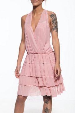 mexx mini-jurk roze