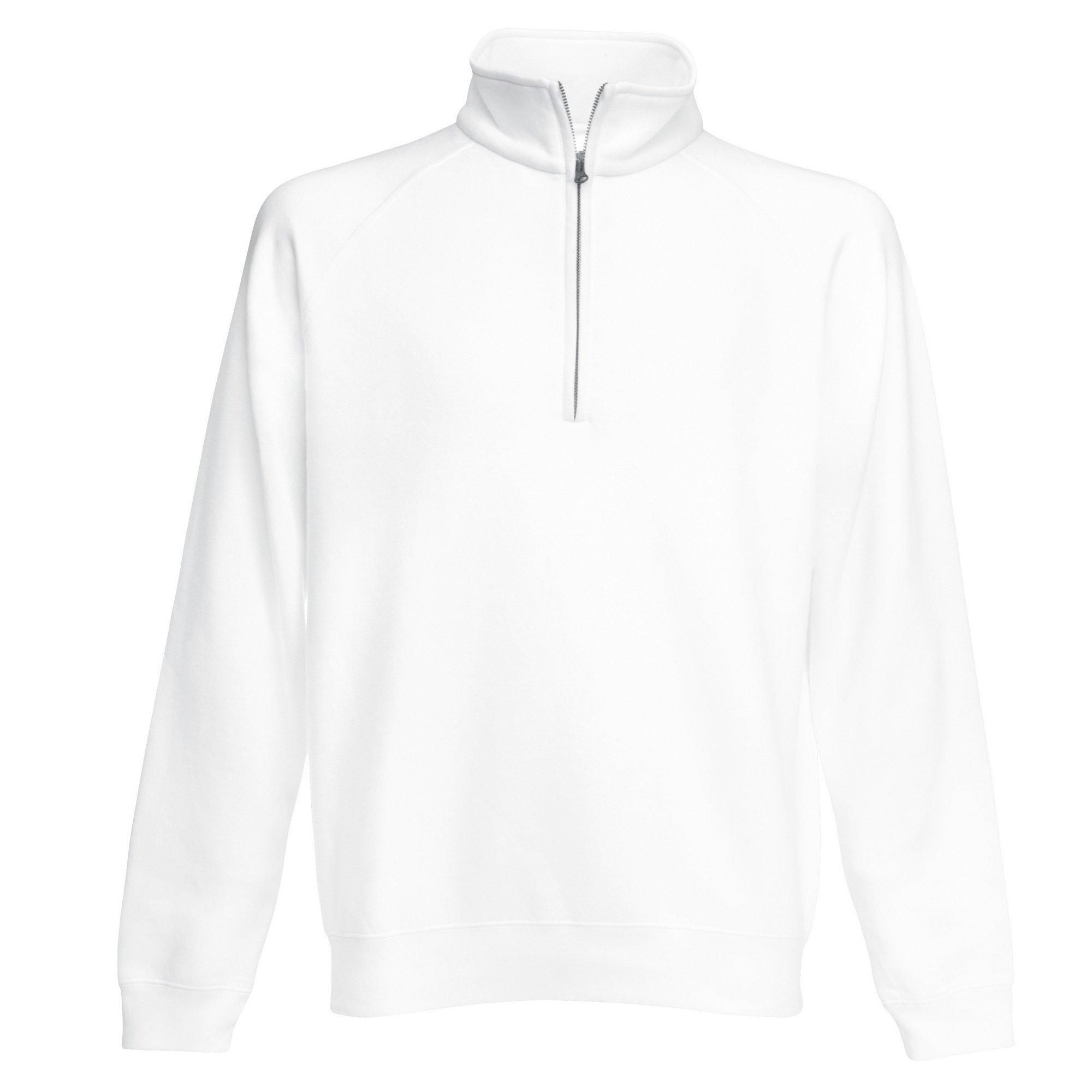Fruit of the Loom trui met staande kraag »Sweatshirt / Pullover mit Reißverschluss« nu online bestellen
