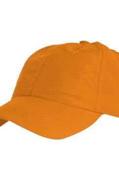 sols baseballcap »unisex meteor baseballkappe« oranje