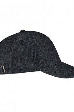 sols baseballcap »foxy denim kappe« blauw