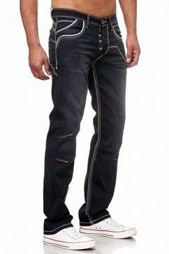 rusty neal jeans zwart