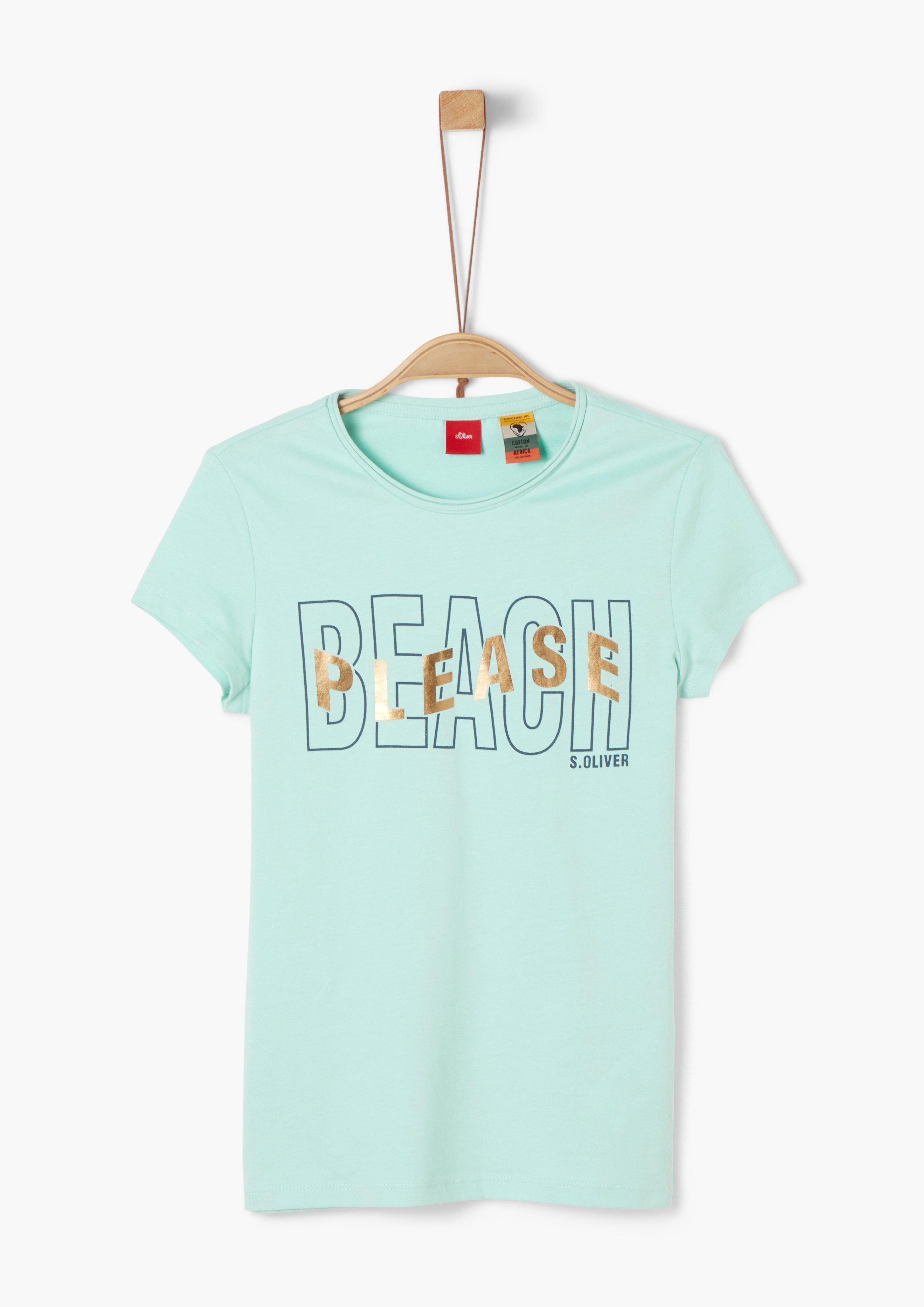 s.Oliver RED LABEL s.Oliver Jersey-T-shirt_voor meisjes in de webshop van OTTO kopen
