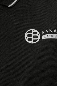 bruno banani poloshirt zwart