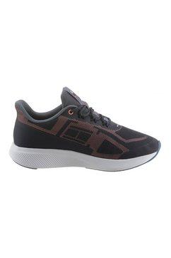 tommy sport sneakers met sleehak »ts pro 1 women« blauw