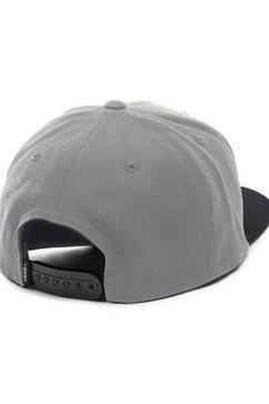 vans baseballcap »drop v ii snapback« zwart