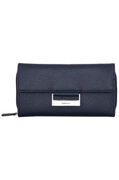 gerry weber bags portemonnee »talk different ll purse lh17fz« blauw
