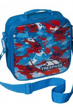 trespass gymtasje »playpiece kinder lunch tasche« blauw