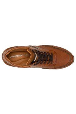 salamander sneakers »avato« bruin