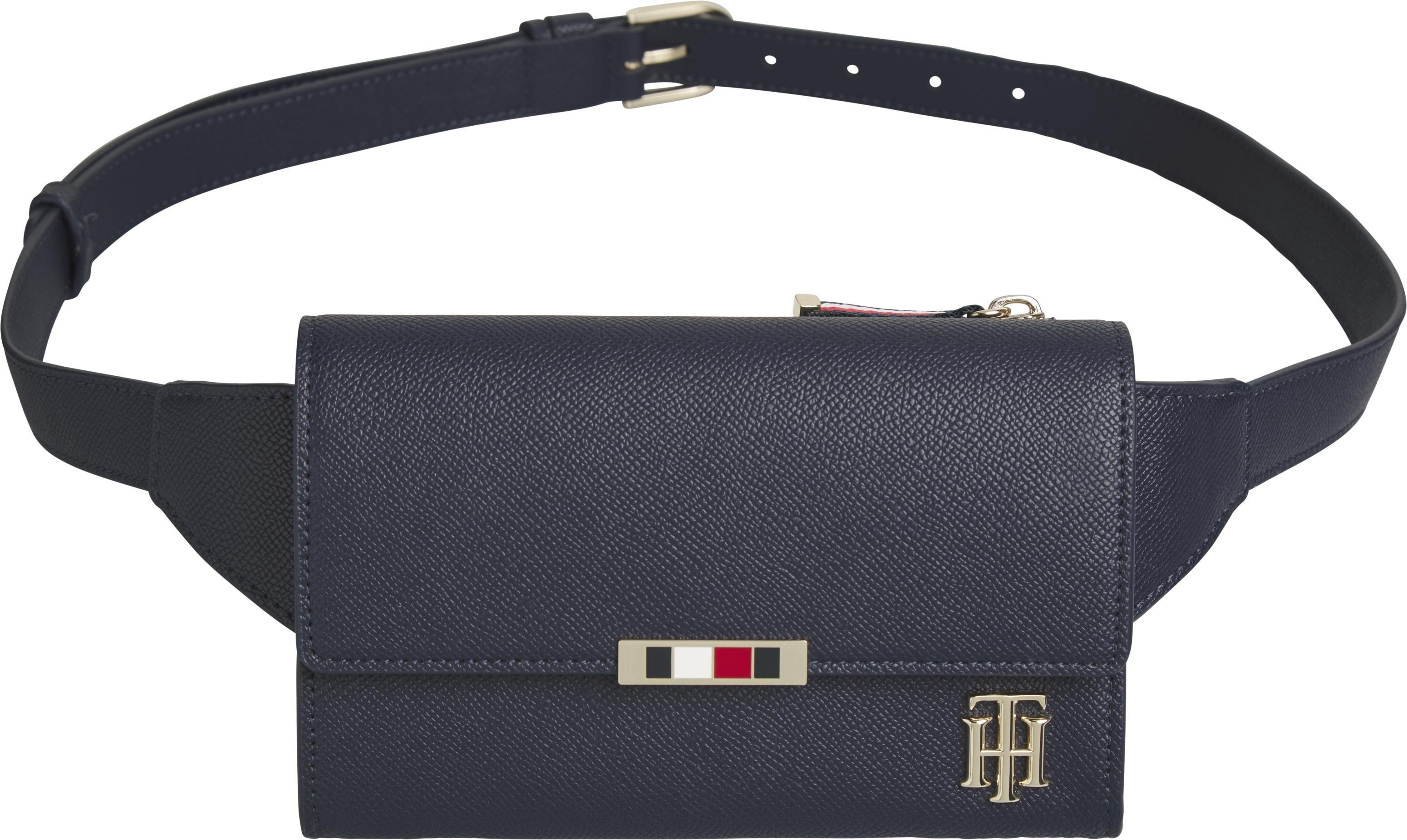 Op zoek naar een TOMMY HILFIGER heuptasje »SAFFIANO BELT BAG«? Koop online bij OTTO