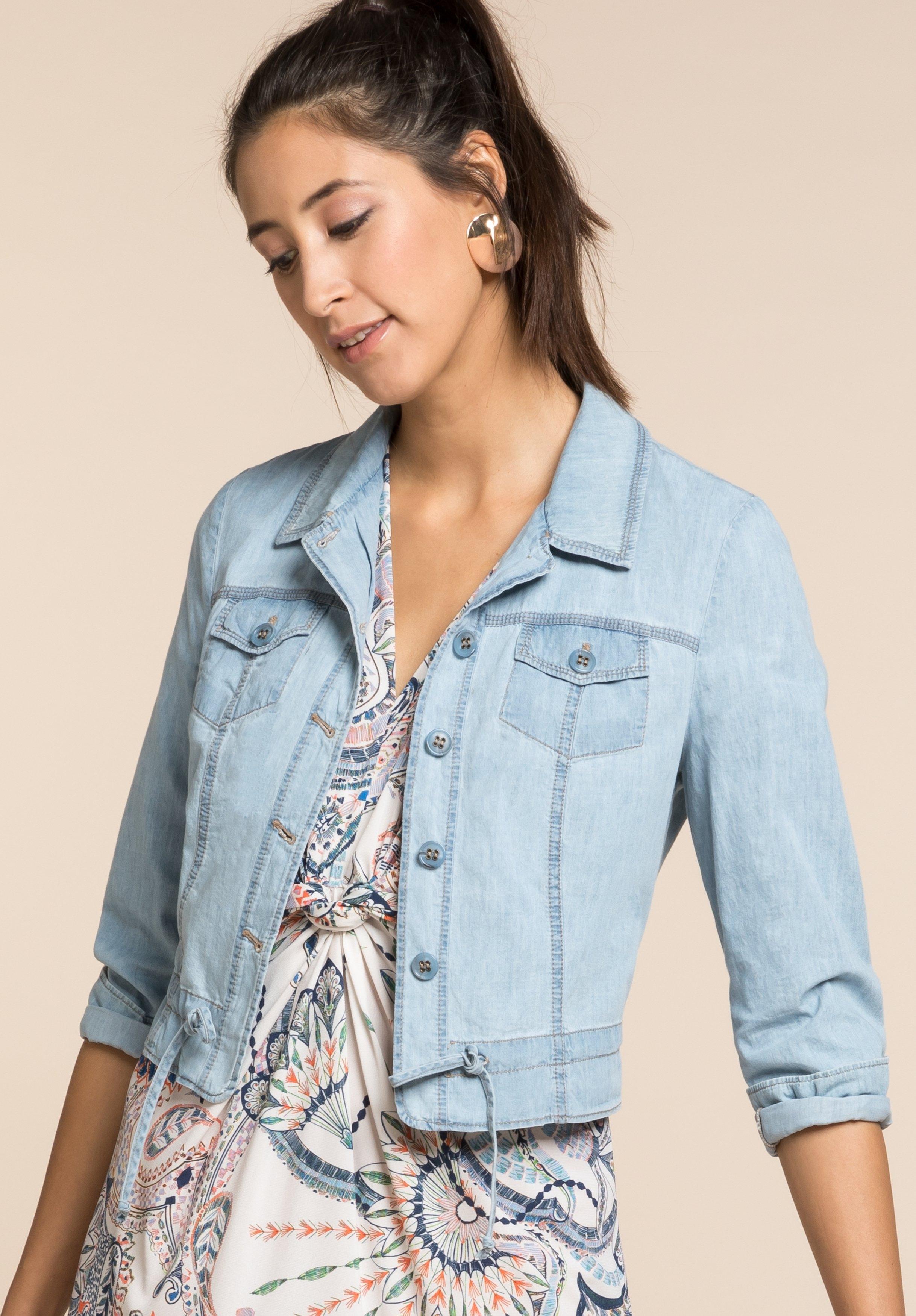 Bianca jeansjack »JILLIS« - verschillende betaalmethodes