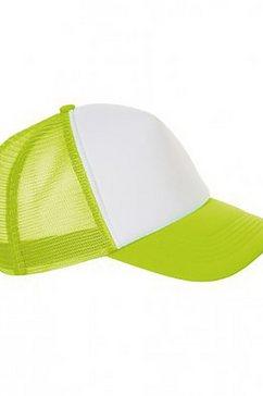 sols baseballcap »unisex bubble kontrast kappe« groen