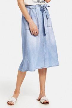taifun rok g kort »midirock im jeans-look«