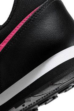 nike sneakers »md runner 2« zwart