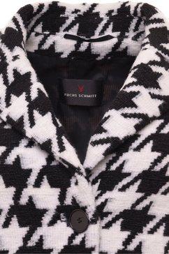 fuchs schmitt korte jas zwart