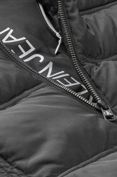 calvin klein winterjack »essential puffer jacket« zwart