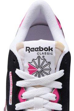 reebok classic sneakers »classic nylon« zwart