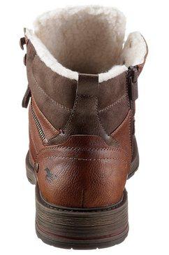 mustang shoes winterlaarsjes bruin