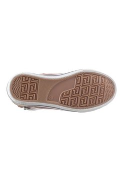 mustang shoes winterlaarzen bruin