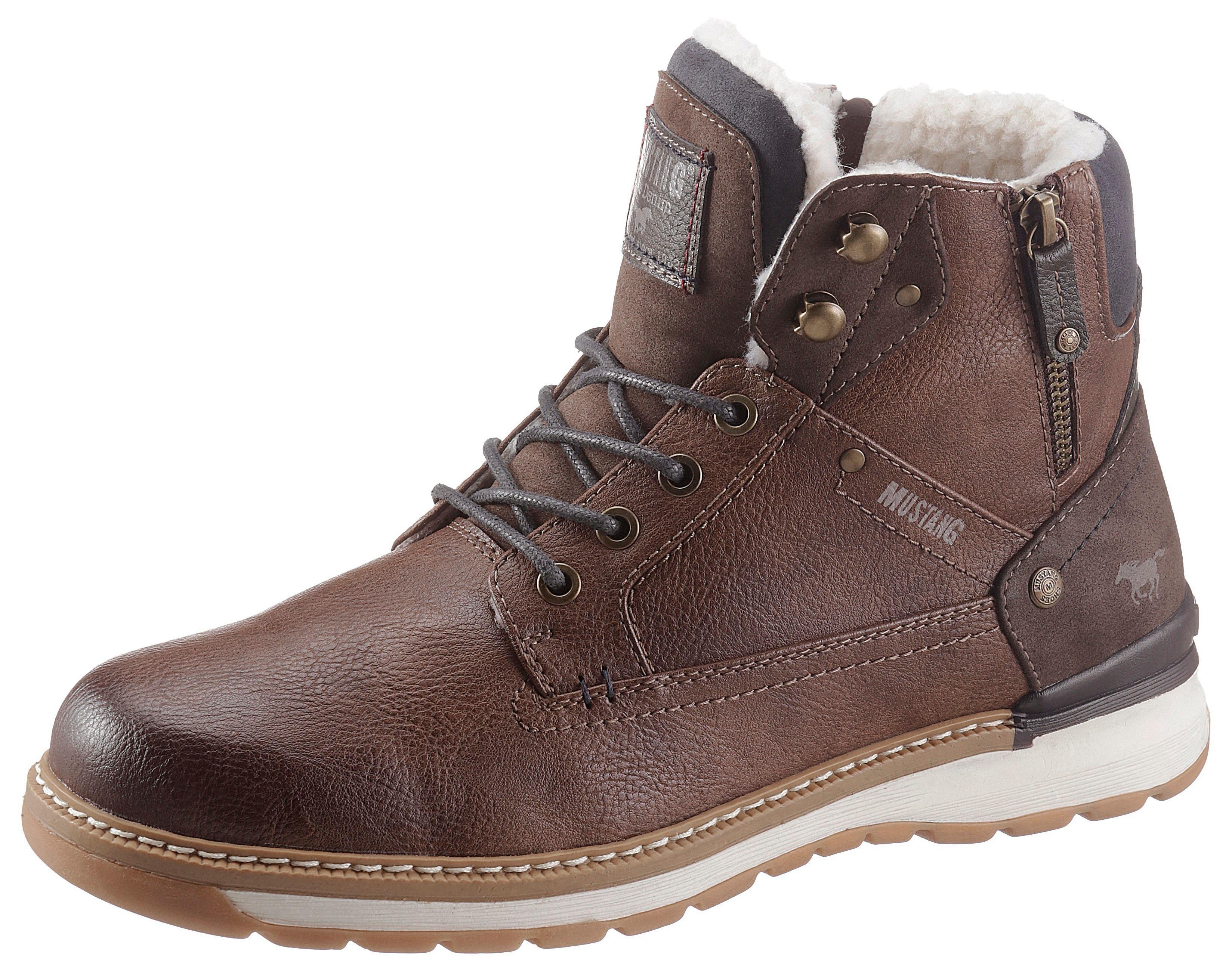 Mustang Shoes winterlaarzen nu online bestellen