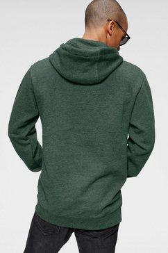vans hoodie »basic pullover fleece« groen