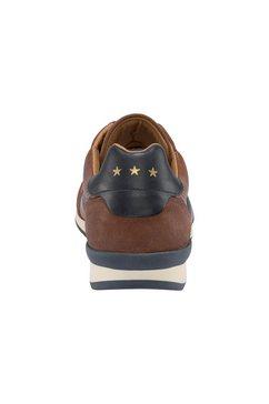 pantofola d´oro sneakers »capri uomo low« bruin