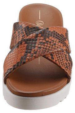 buffalo slippers »javia« bruin