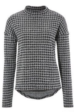 aniston casual sweatshirt zwart