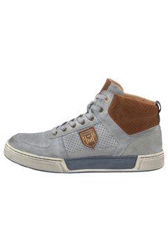 pantofola d´oro sneakers »frederico uomo mid« grijs