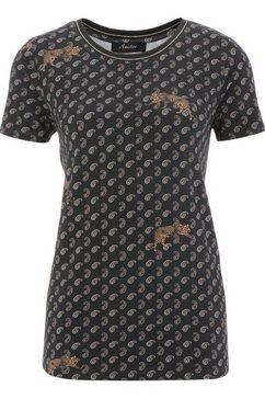 aniston casual t-shirt zwart