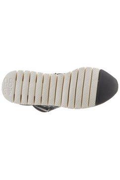 a.s.98 sneakers met sleehak »denastar« zwart