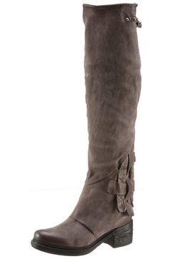 a.s.98 laarzen »nova17« bruin