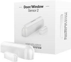 Fibaro FGDW-002-1 ZW5 Draadloos Wit deur--raamsensor