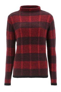 aniston selected gebreide trui rood