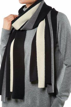 falke modieuze sjaal »schal« zwart