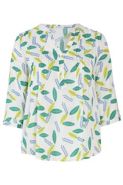 paprika gedessineerde blouse grün