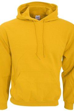 gildan capuchontrui »heavy blend unisex - hoodie - kapuzensweater« goud