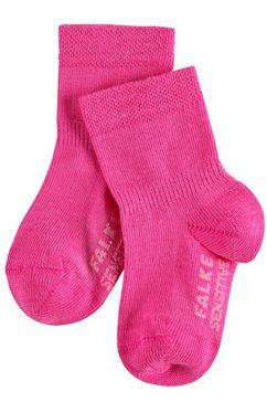 falke sokken sensitive paars