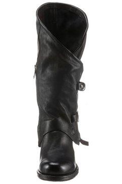 a.s.98 laarzen »isperia« zwart